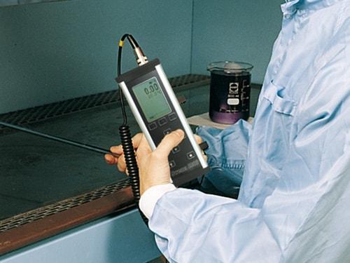 Приборы для измерения воздуха