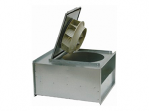 Вентиляторы для прямоугольных воздуховодов RS EC