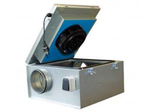 Вентиляторы для круглых воздуховодов KVKE