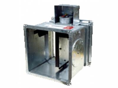 КЛОП-1В с пружинным приводом и тепловым замком