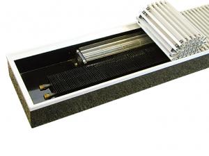 Конвектор Бриз-В с тангенциальным вентилятором