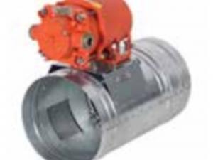 Клапан КЛОП-2(60/90/120/180)-НЗ/Д-В взрывобезопасные
