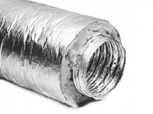Гибкие воздуховоды Isoduct