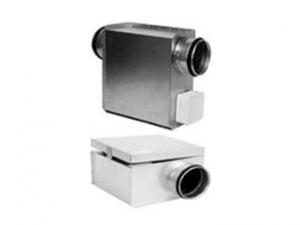 Низкопрофильные канальные вентиляторы для круглых каналов (LPK/LPKI)