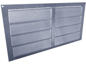 Инерционные вентиляционные решетки АРК