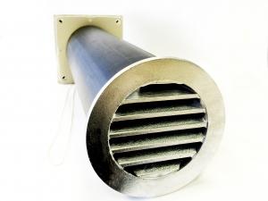 Клапан KIV Quadro, задняя часть