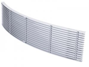 Вентиляционные решетки радиусные РЭД-1РДБ