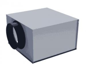 Фанкоил для воздухораспределителей РЭД-КСД-Е