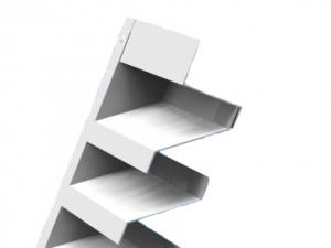 Накладная наружная решетка Airo-N