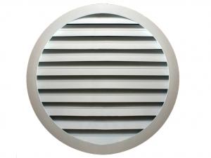 Наружные круглые решетки Airo-NP