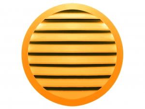 Наружные круглые решетки Airo-N