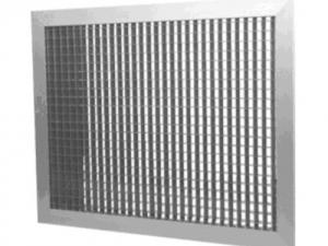 Диффузор потолочный алюминиевый сотовый РЭД-ПР-СОТ35