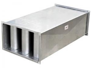 Шумоглушители для прямоугольных воздуховодов RSA