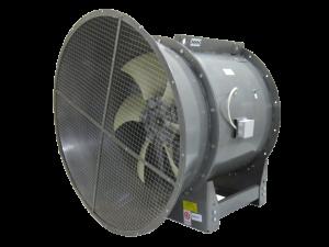 Вентиляторы подпора воздуха УВОП